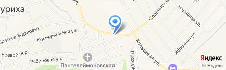 Автомастер на карте Белокурихи