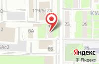 Схема проезда до компании Издательский Дом Бизнес и Техника в Томске