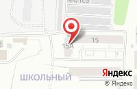 Схема проезда до компании Креост в Дзержинском