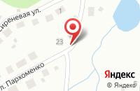 Схема проезда до компании Издательство «Рекламный Стиль» в Томске