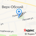 Часовня Архангела Михаила на карте Бийска