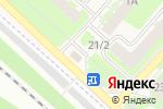Схема проезда до компании Аквамарин-Зональный в Зональной станции