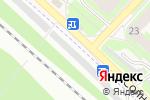 Схема проезда до компании Домокомплект в Зональной станции