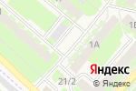 Схема проезда до компании Сладкое Есть в Зональной станции