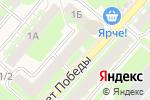 Схема проезда до компании Аптека.ру в Зональной станции