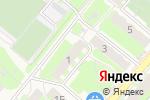 Схема проезда до компании IT-trade в Зональной станции