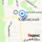 Корзинка Михайловых-12 на карте Бийска