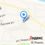 Леспром на карте Бийска