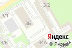 Схема проезда до компании Автостоянка в Томске