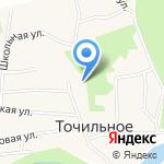 Администрация Точилинского сельсовета Смоленского района на карте Бийска