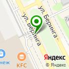 Местоположение компании Матрас.ру в Томске