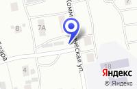 Схема проезда до компании АПТЕЧНЫЙ ПУНКТ №9 АЛТАЙВИТАМИНЫ в Бийске