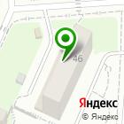 Местоположение компании Радуга вкуса