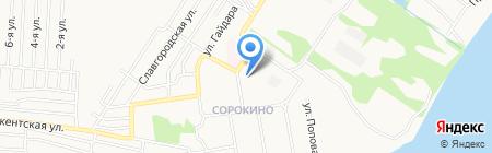 Корзинка Алексея на карте Бийска