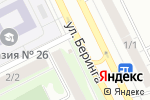 Схема проезда до компании Свояк в Томске