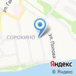 Корзинка Алексея-2 на карте Бийска