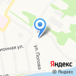 Алтайская краевая федерация Кобудо на карте Бийска