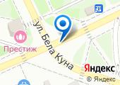 АвтоБрокер на карте