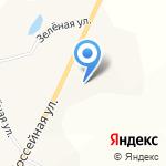 Советская крупа на карте Бийска