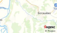 Гостиницы города Лучаново на карте