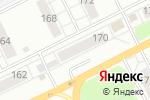 Схема проезда до компании Абрикос в Томске