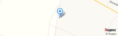 АЗС Транс-ойл на карте Бийска