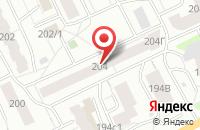 Схема проезда до компании Бизнес-Класс в Томске