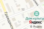Схема проезда до компании Гермес За рулем в Смоленском