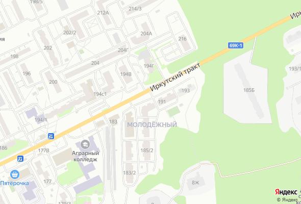 жилой комплекс Зеркальный