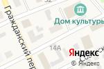 Схема проезда до компании Брюнетка в Смоленском