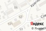 Схема проезда до компании Пожарно-спасательная часть №48 в Смоленском