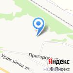Производственная компания на карте Бийска