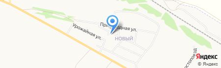Библиотека №4 на карте Бийска
