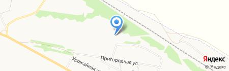 Центр Спецтехнологии на карте Бийска