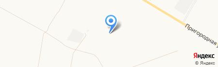 АлтайЛитМаш на карте Бийска