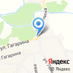 Корзинка Лысков-3 на карте Бийска