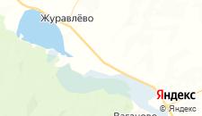 Отели города Желанная на карте