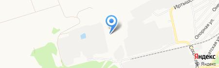 ТрансЭлектроРемонт на карте Бийска