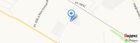 Топливная Компания на карте Бийска