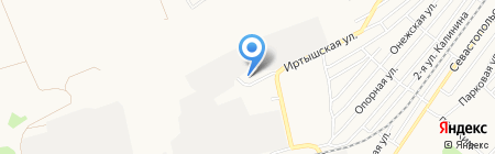 Торгово-монтажная компания на карте Бийска