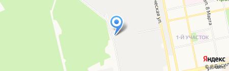 Алтайский Пивной Дом на карте Бийска
