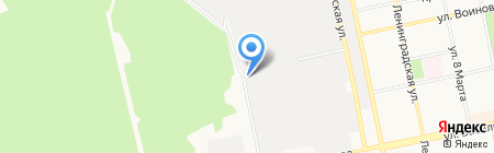 БС-Сервис на карте Бийска