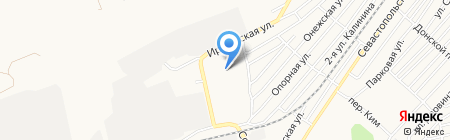 Почтовое отделение №32 на карте Бийска