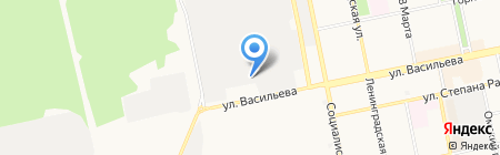 МТСервис на карте Бийска