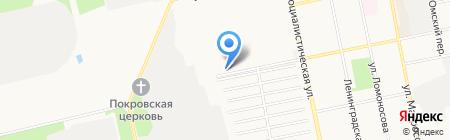 АудитЭнергоСервис на карте Бийска