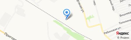 Агросоль на карте Бийска