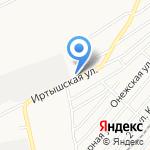 Оптово-розничная фирма на карте Бийска