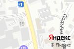 Схема проезда до компании Центр социальной адаптации для лиц без определенного места жительства в Бийске