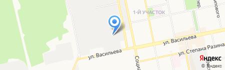 ВСЁ 3D на карте Бийска