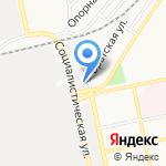 Бийскэнергокомплект на карте Бийска